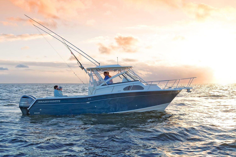 2022 Grady-White                                                              Marlin 300 Image Thumbnail #0