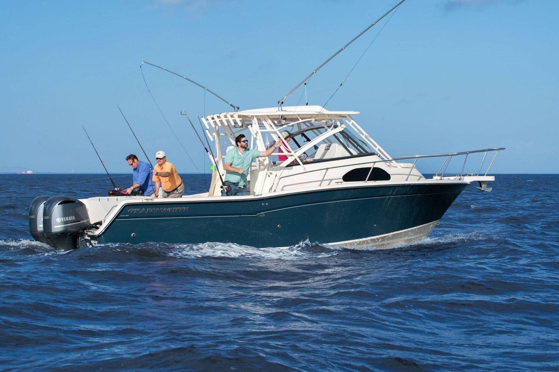 2022 Grady-White                                                              Marlin 300 Image Thumbnail #2