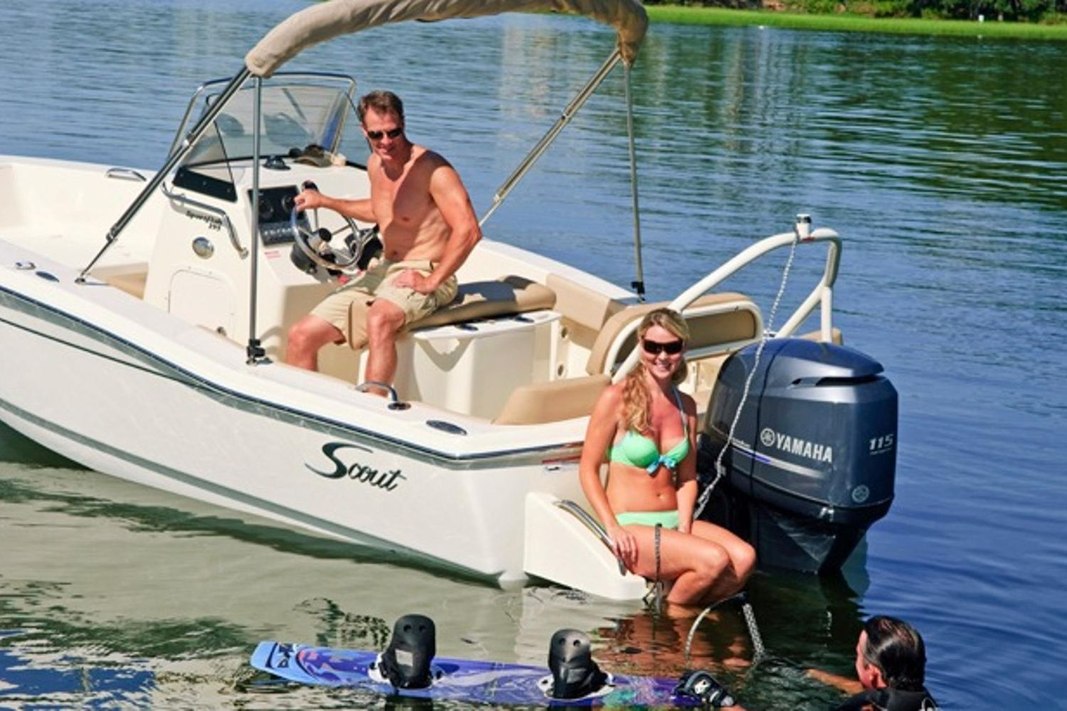 Photo 5 for 2022 Scout 195 Sportfish