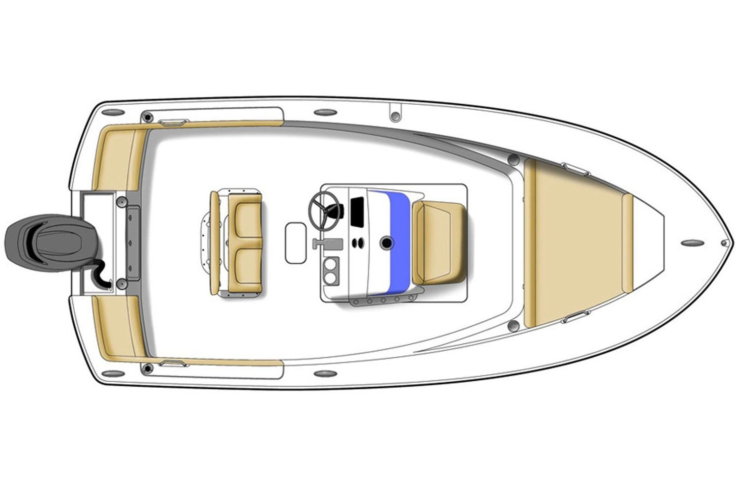Photo 11 for 2022 Scout 195 Sportfish