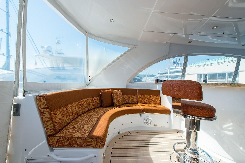 2008 Hatteras                                                              72 Motor Yacht Image Thumbnail #16