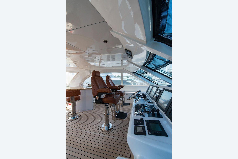 2008 Hatteras                                                              72 Motor Yacht Image Thumbnail #23