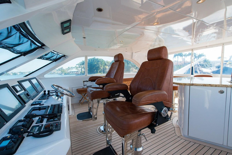2008 Hatteras                                                              72 Motor Yacht Image Thumbnail #24