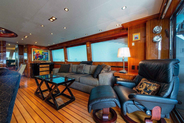 2008 Hatteras                                                              72 Motor Yacht Image Thumbnail #50