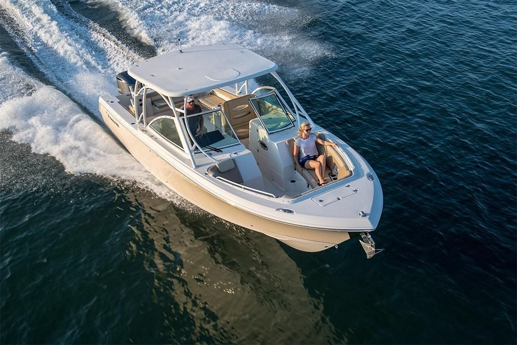 2021 Sailfish 325 Dual Console