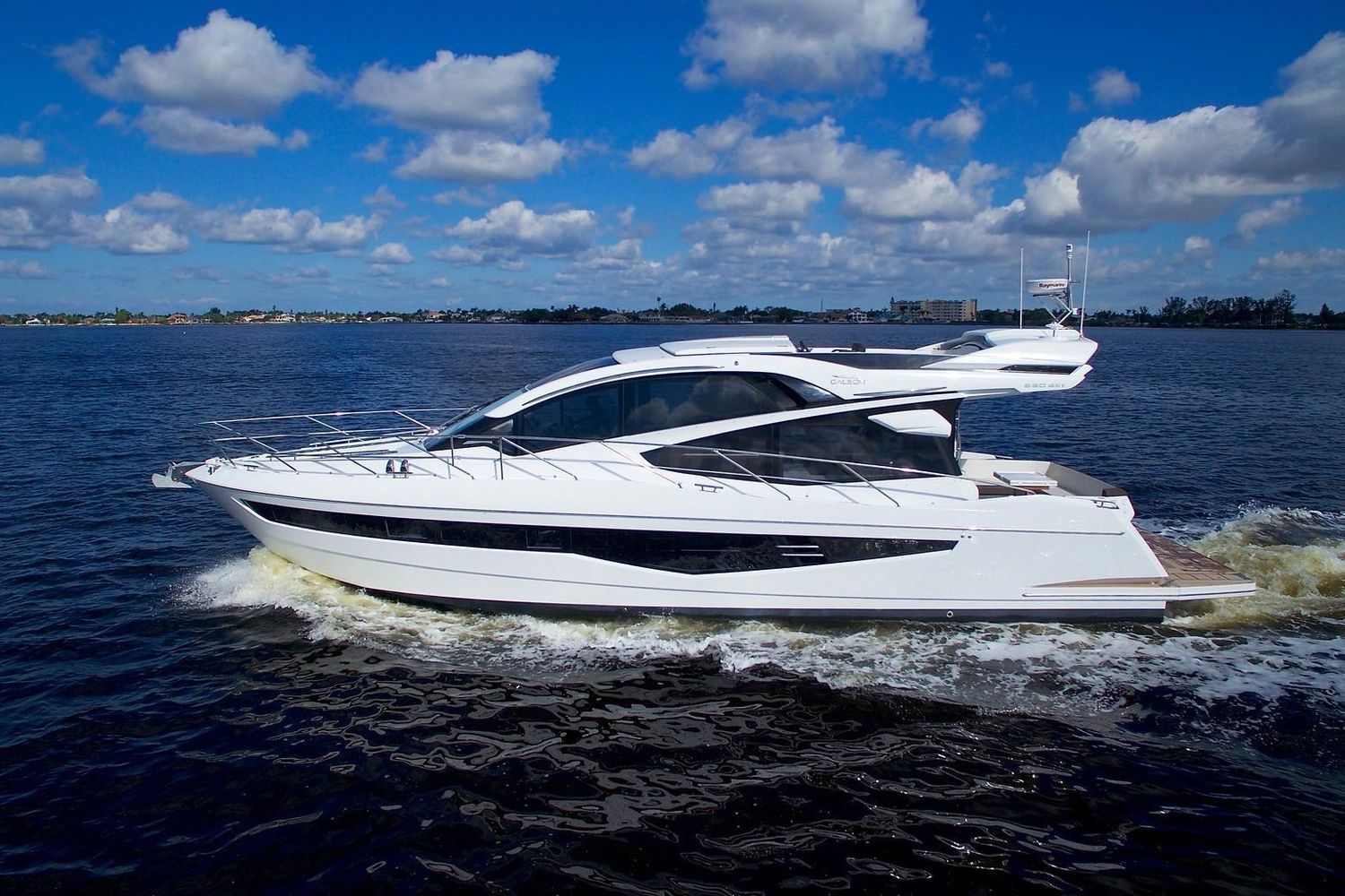 Photo 1 for 2022 Galeon 560 Sky