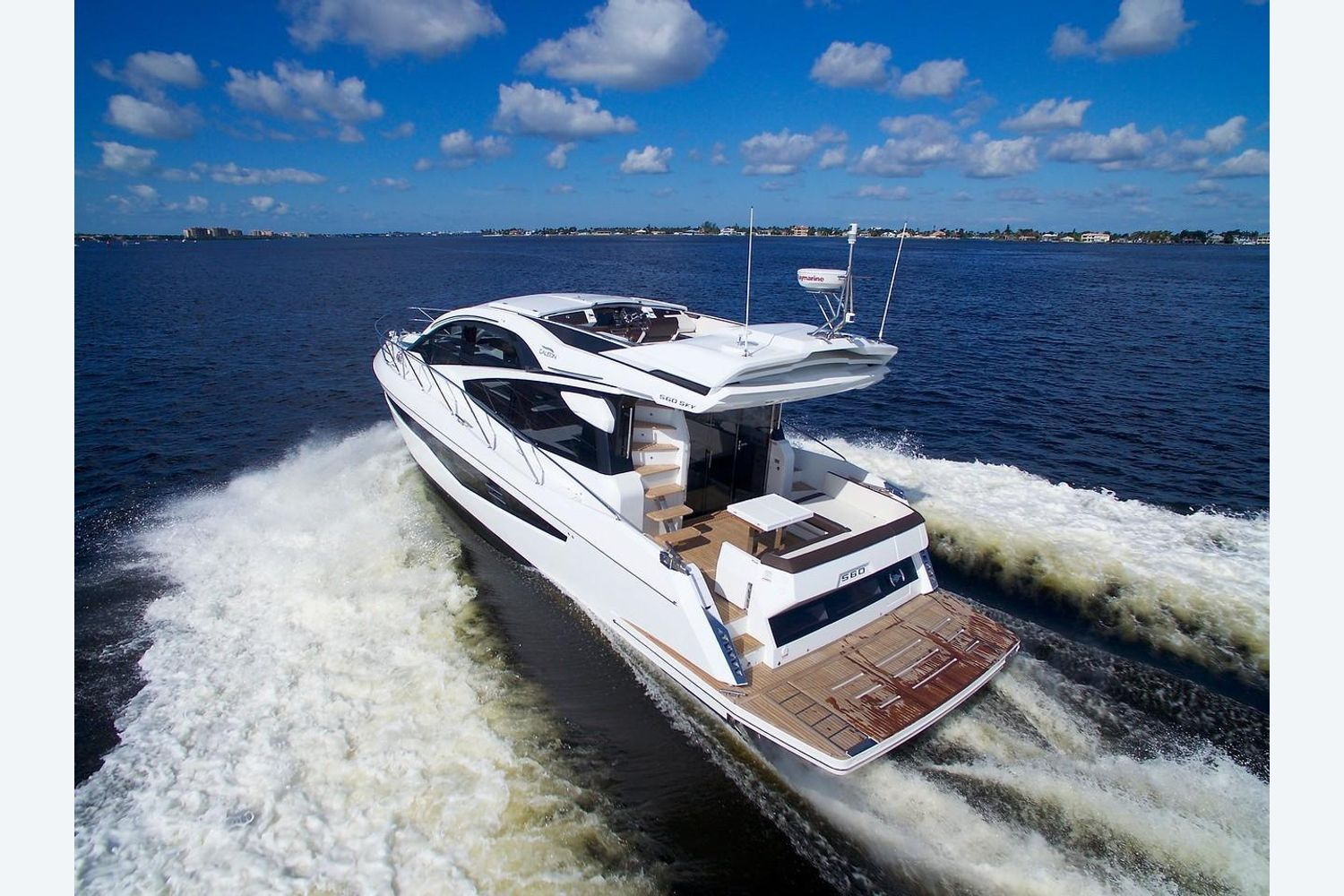 Photo 3 for 2022 Galeon 560 Sky