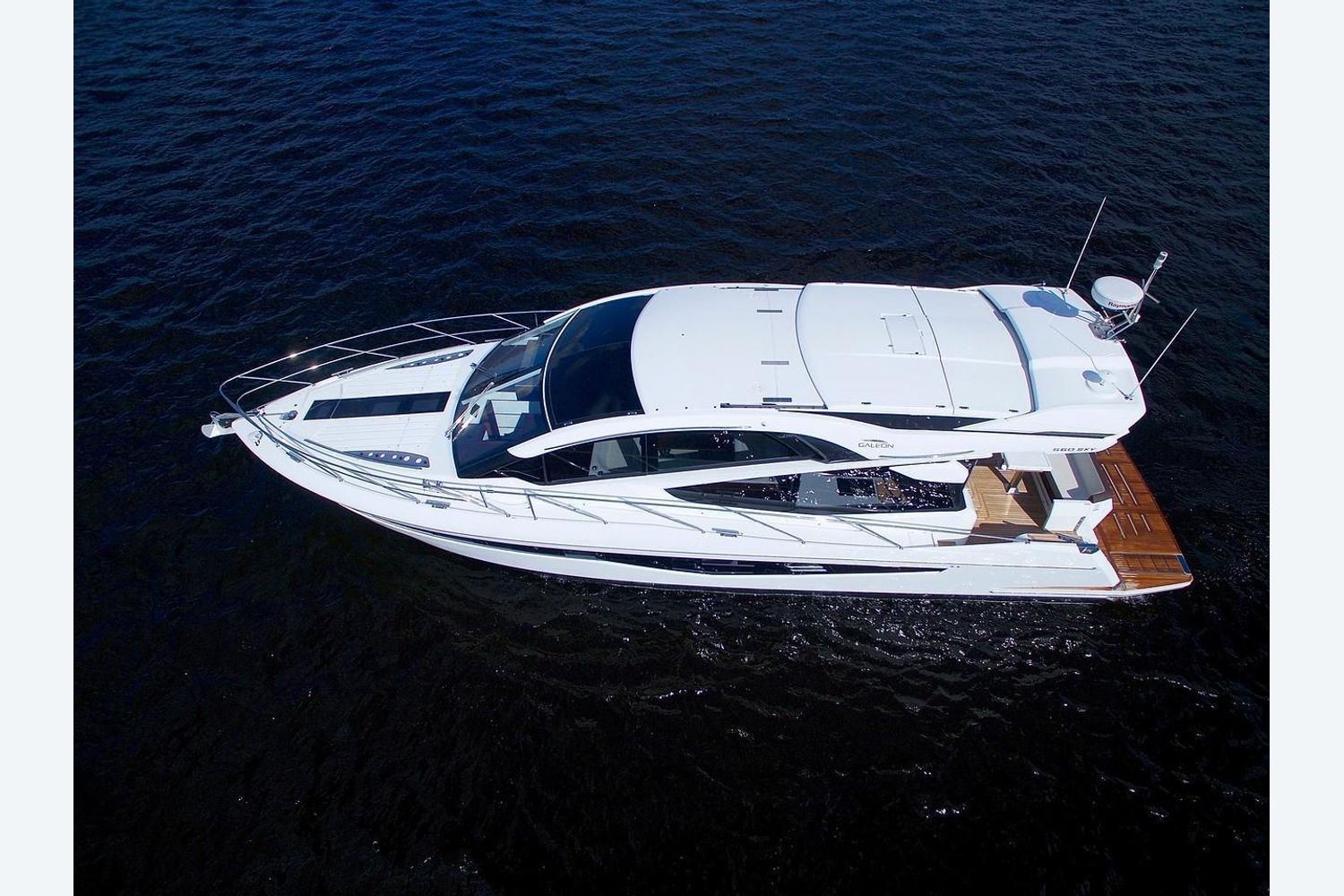 Photo 8 for 2022 Galeon 560 Sky