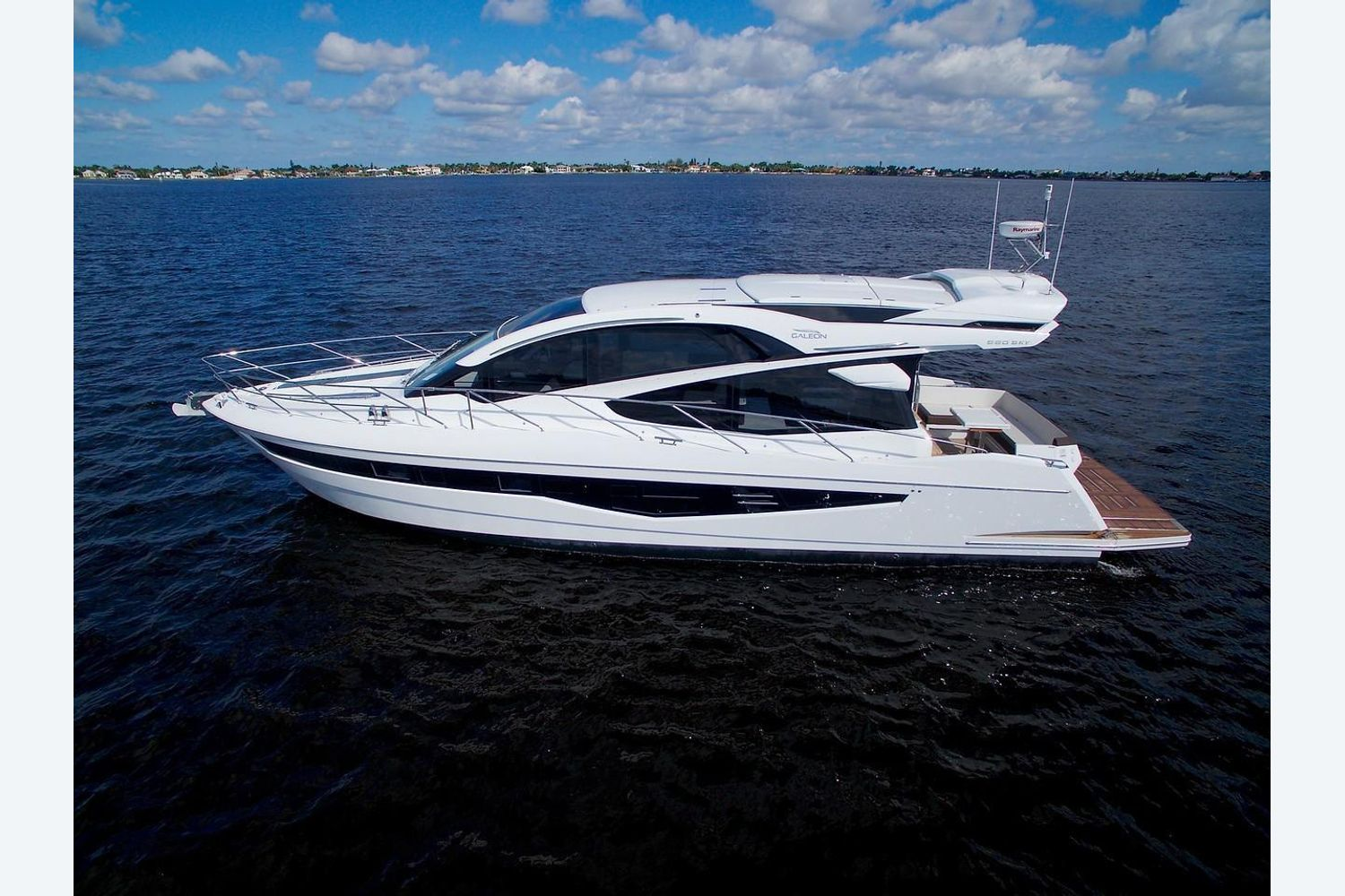 Photo 9 for 2022 Galeon 560 Sky