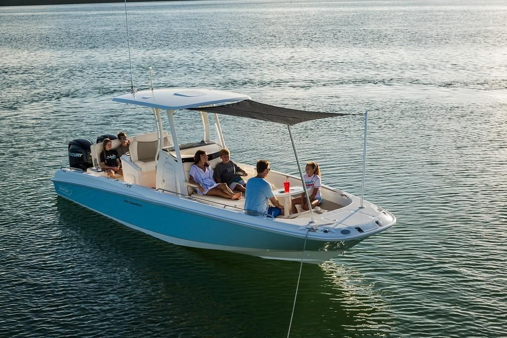 2022 Boston Whaler                                                              270 Dauntless Image Thumbnail #39