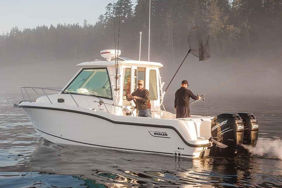 2022 Boston Whaler                                                              285 Conquest Pilothouse Image Thumbnail #4