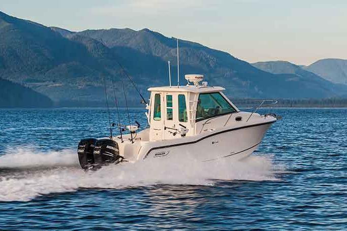 2022 Boston Whaler                                                              285 Conquest Pilothouse Image Thumbnail #5