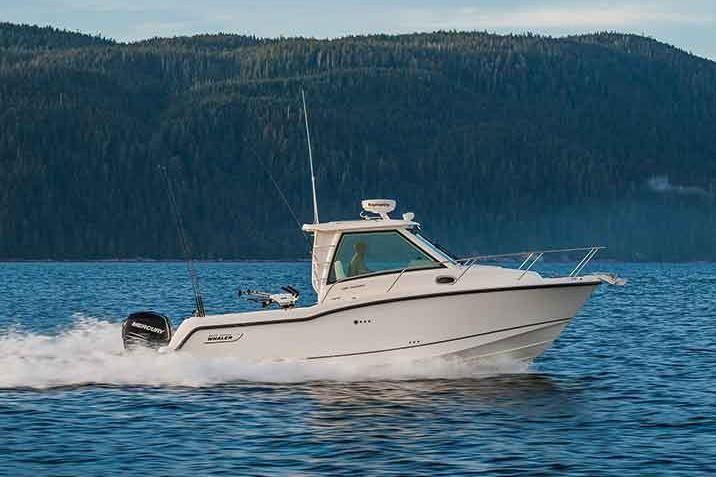 2022 Boston Whaler                                                              285 Conquest Pilothouse Image Thumbnail #6