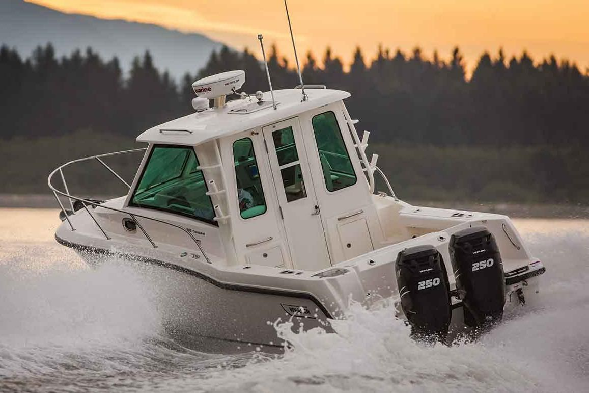 2022 Boston Whaler                                                              285 Conquest Pilothouse Image Thumbnail #2