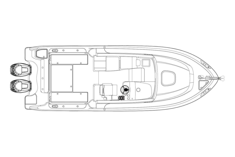 2022 Boston Whaler                                                              285 Conquest Pilothouse Image Thumbnail #14
