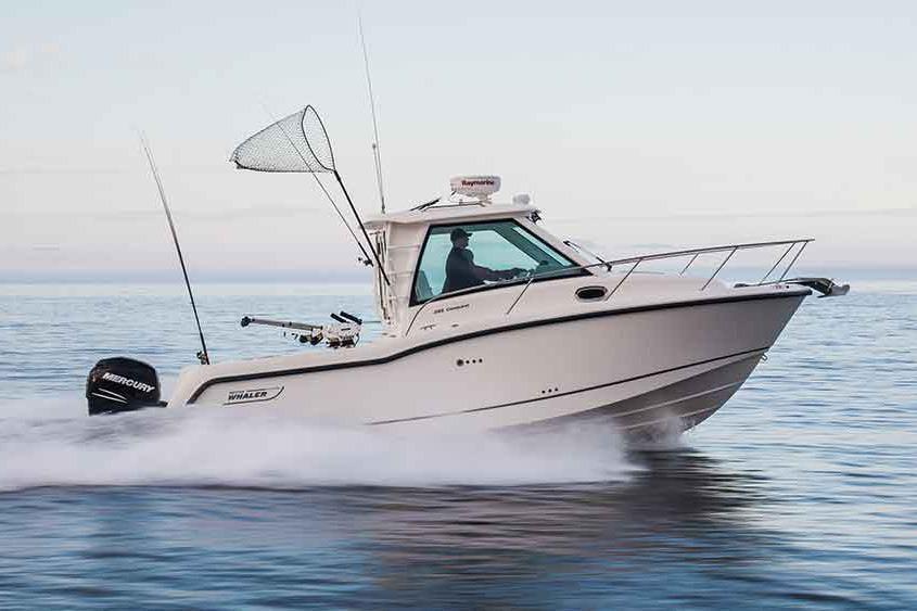 2022 Boston Whaler                                                              285 Conquest Pilothouse Image Thumbnail #0