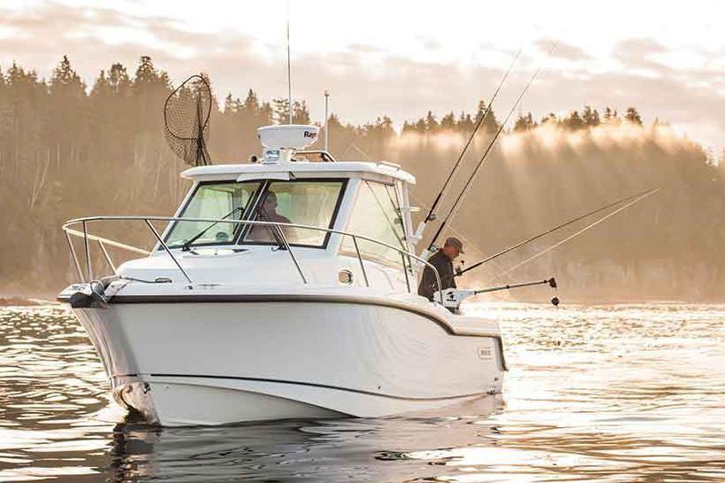 2022 Boston Whaler                                                              285 Conquest Pilothouse Image Thumbnail #1