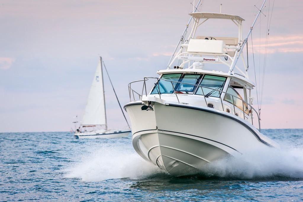 2022 Boston Whaler                                                              345 Conquest Image Thumbnail #1