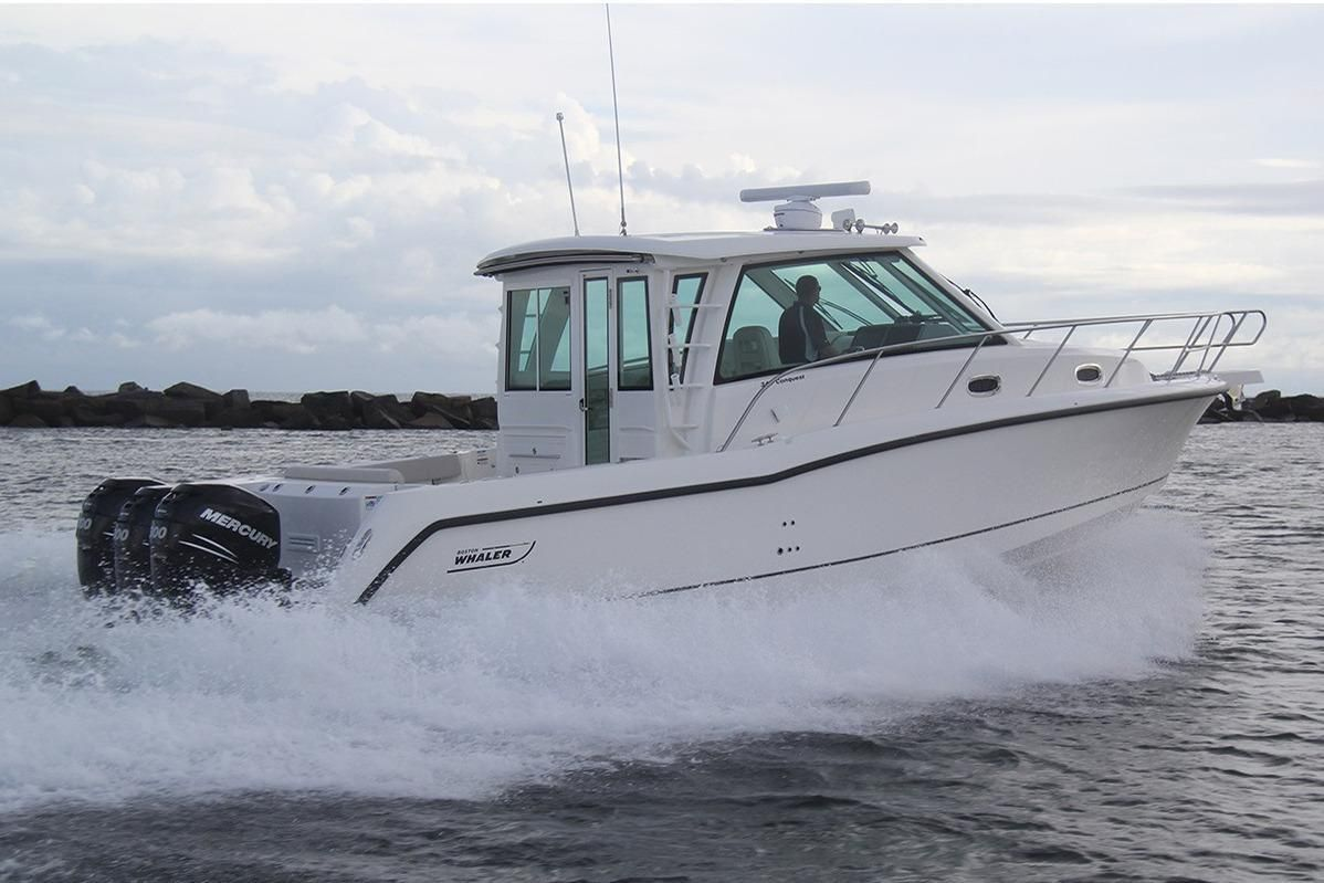 2022 Boston Whaler                                                              345 Conquest Pilothouse Image Thumbnail #2