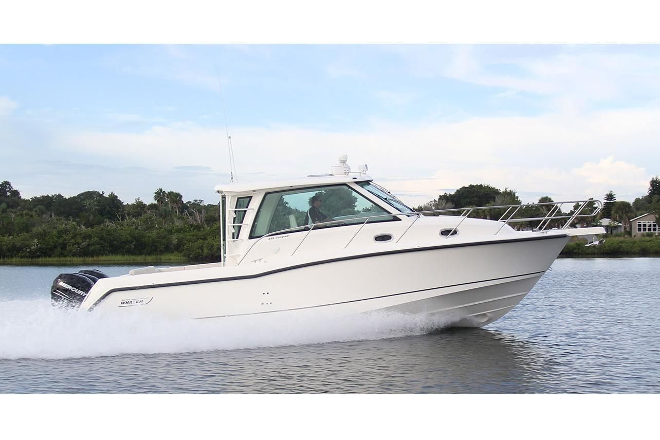 2022 Boston Whaler                                                              345 Conquest Pilothouse Image Thumbnail #3