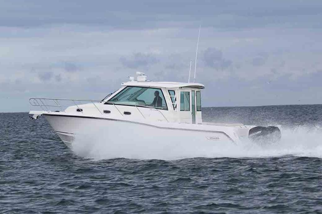 2022 Boston Whaler                                                              345 Conquest Pilothouse Image Thumbnail #0