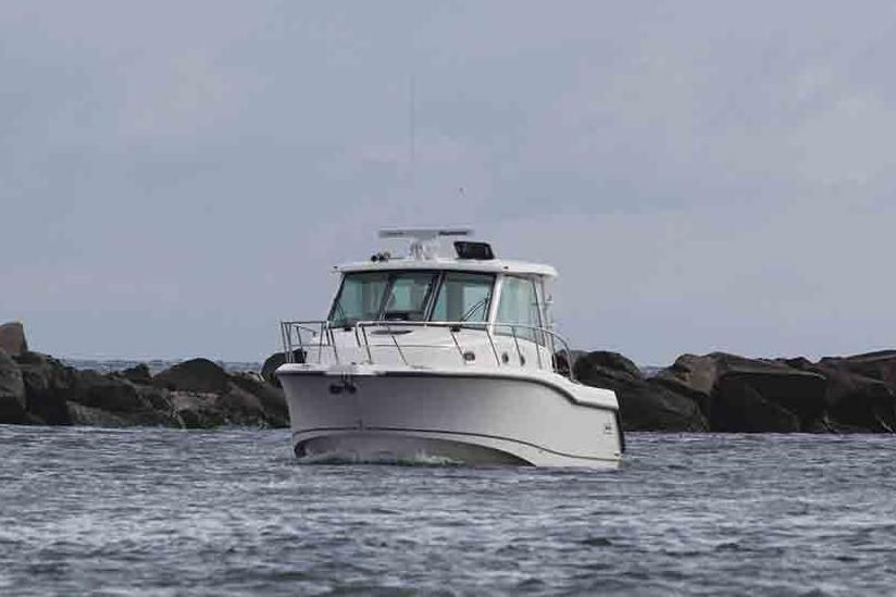 2022 Boston Whaler                                                              345 Conquest Pilothouse Image Thumbnail #1