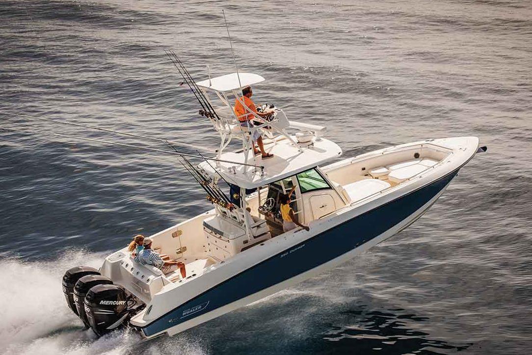 2022 Boston Whaler                                                              350 Outrage Image Thumbnail #5
