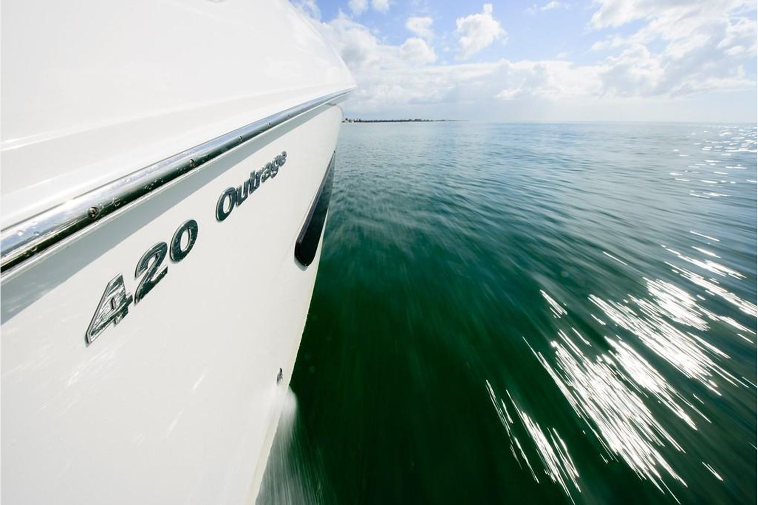 Photo 11 for 2022 Boston Whaler 420 Outrage