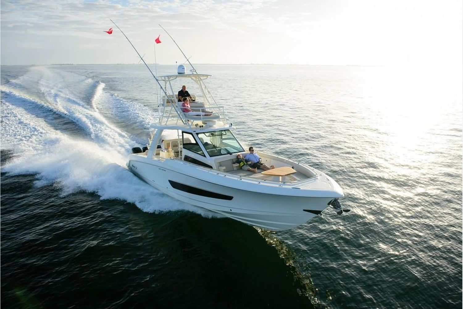 Thumbnail 2 for 2022 Boston Whaler 420 Outrage
