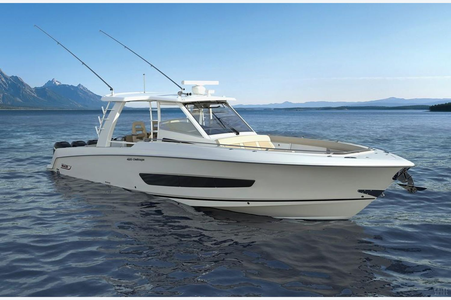 Photo 54 for 2022 Boston Whaler 420 Outrage