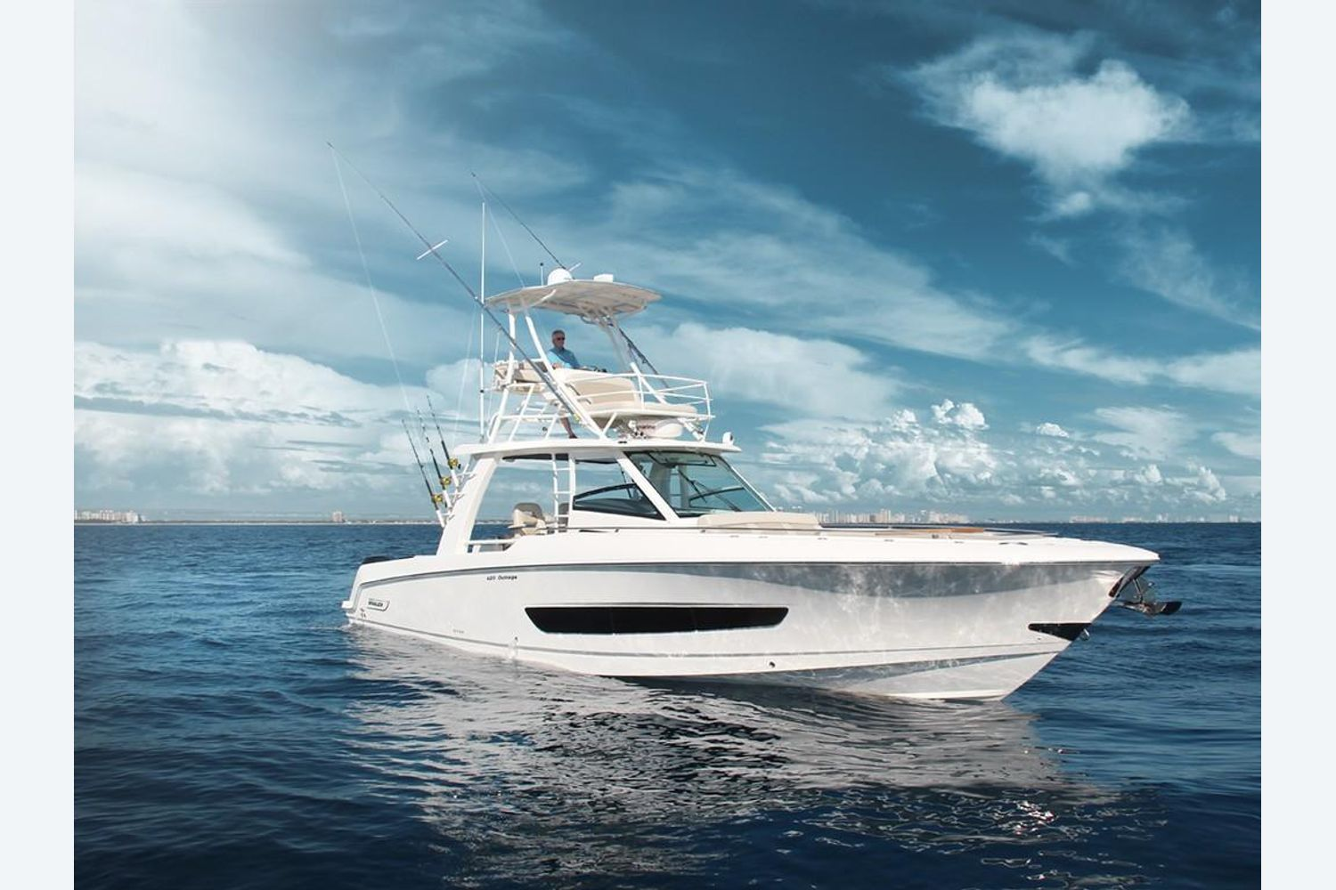 Photo 59 for 2022 Boston Whaler 420 Outrage