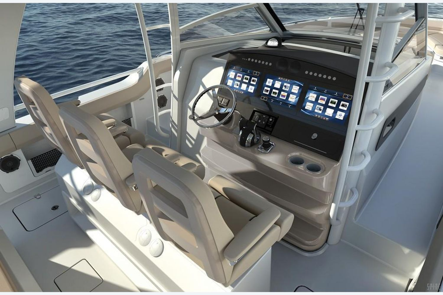 Photo 65 for 2022 Boston Whaler 420 Outrage