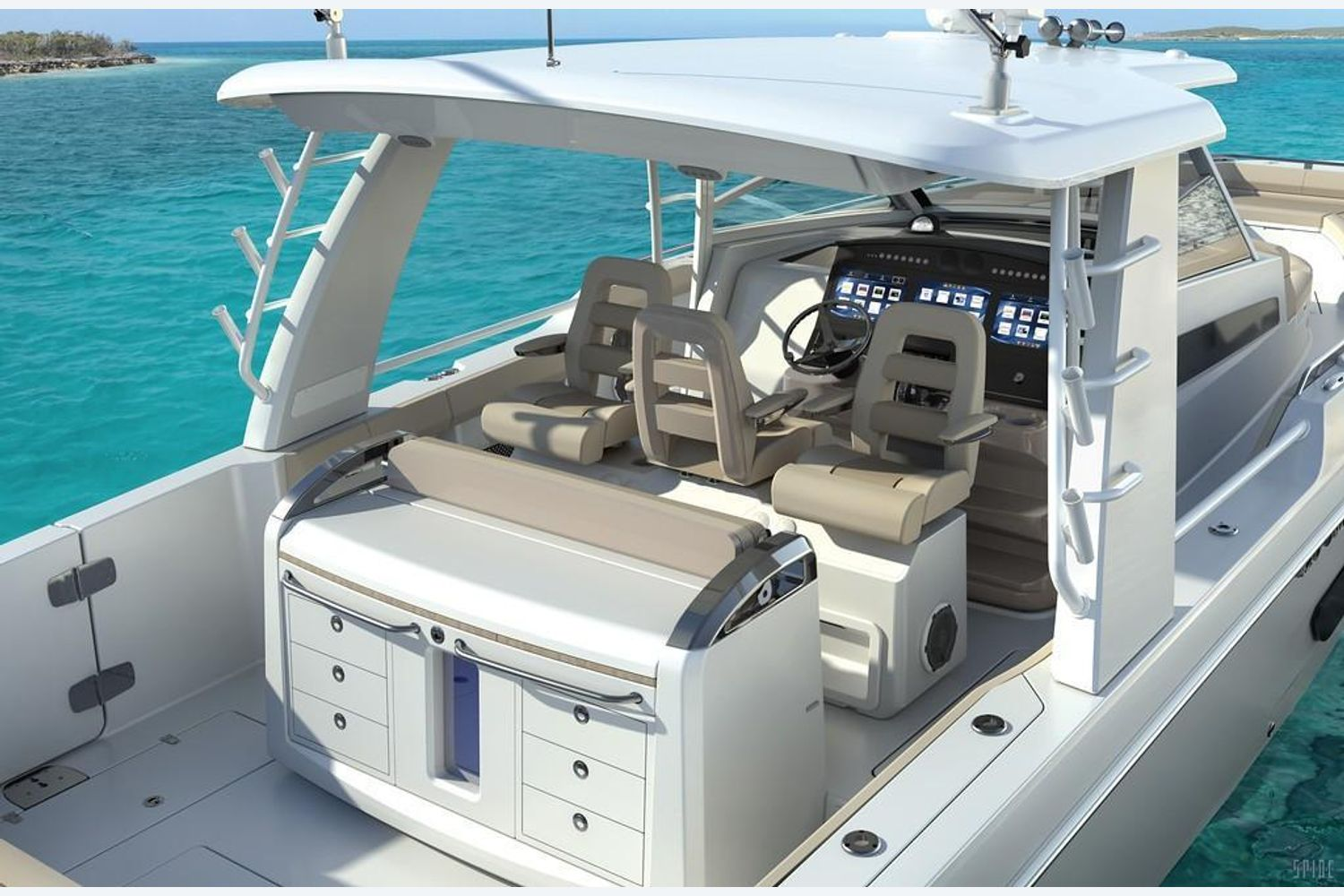 Photo 64 for 2022 Boston Whaler 420 Outrage