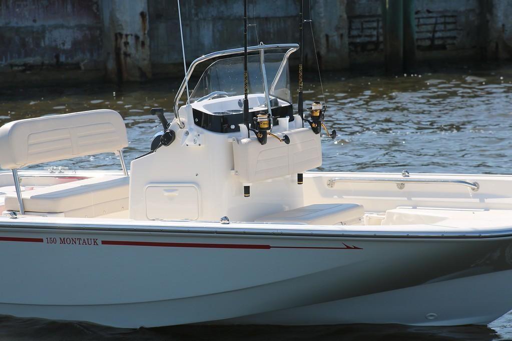 2022 Boston Whaler                                                              150 Montauk Image Thumbnail #8