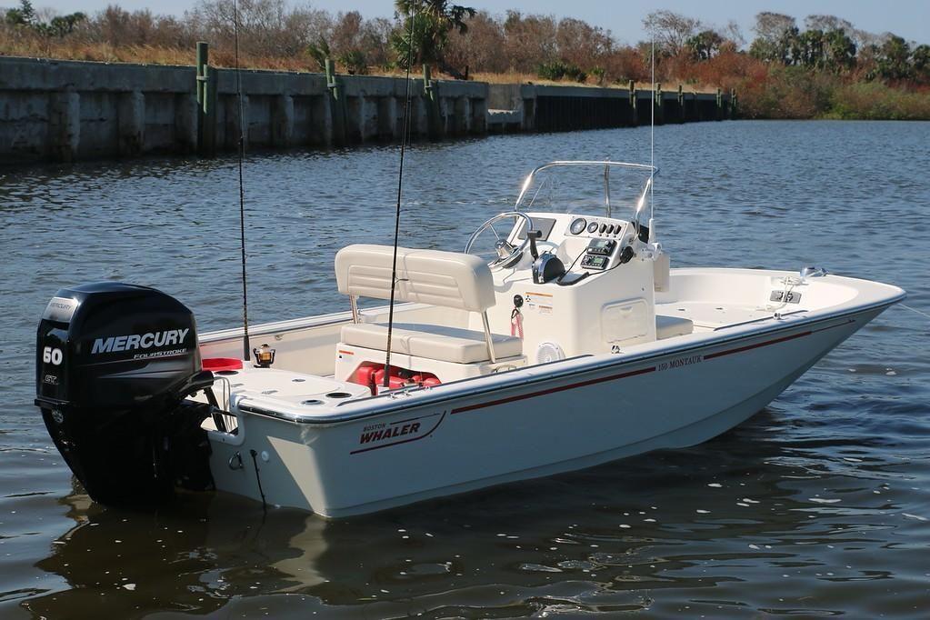 2022 Boston Whaler                                                              150 Montauk Image Thumbnail #9