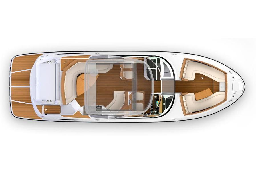 2022 Sea Ray                                                              SLX 350 Image Thumbnail #12