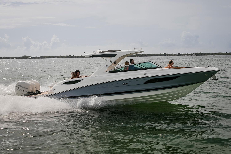 2022 Sea Ray                                                              SLX 350 OB Image Thumbnail #1