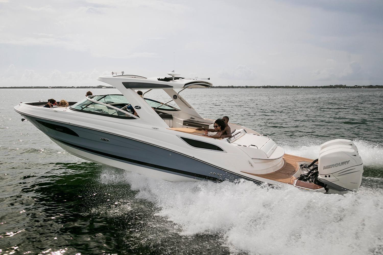 2022 Sea Ray                                                              SLX 350 OB Image Thumbnail #3