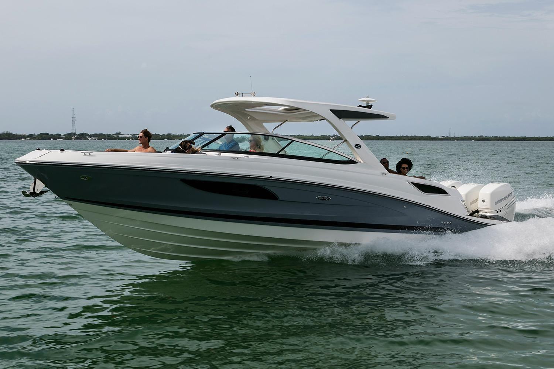 2022 Sea Ray                                                              SLX 350 OB Image Thumbnail #2