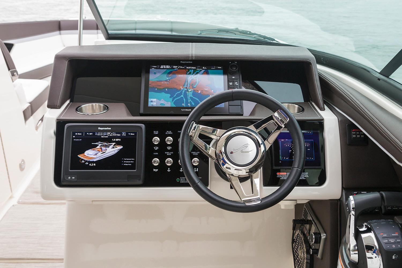 2022 Sea Ray                                                              SLX 350 OB Image Thumbnail #8
