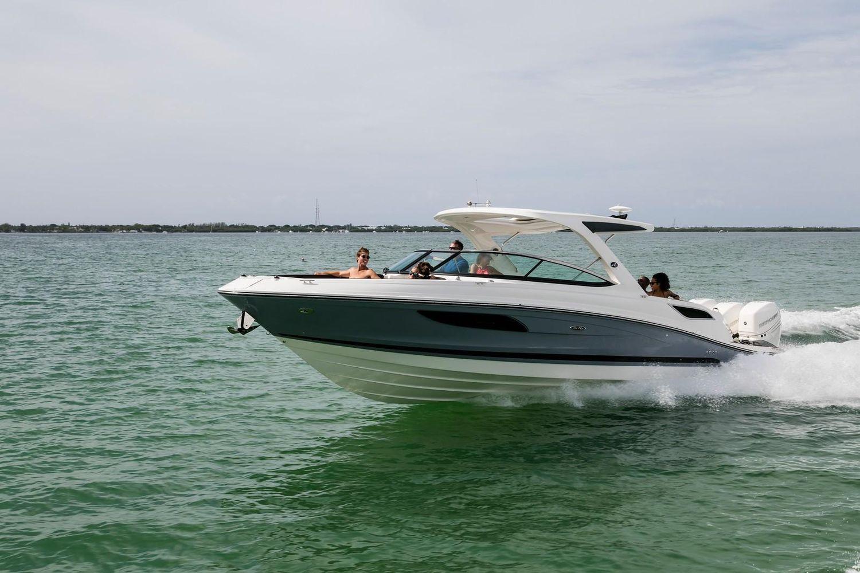 2022 Sea Ray                                                              SLX 350 OB Image Thumbnail #0