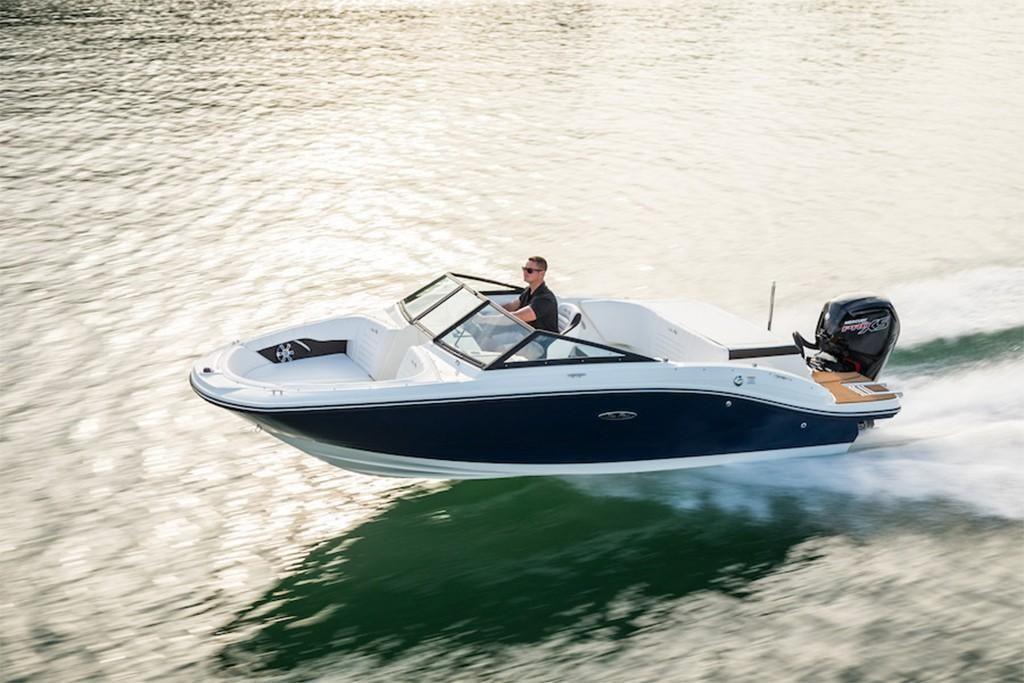 2021 Sea Ray                                                              SPX 190 OB Image Thumbnail #0