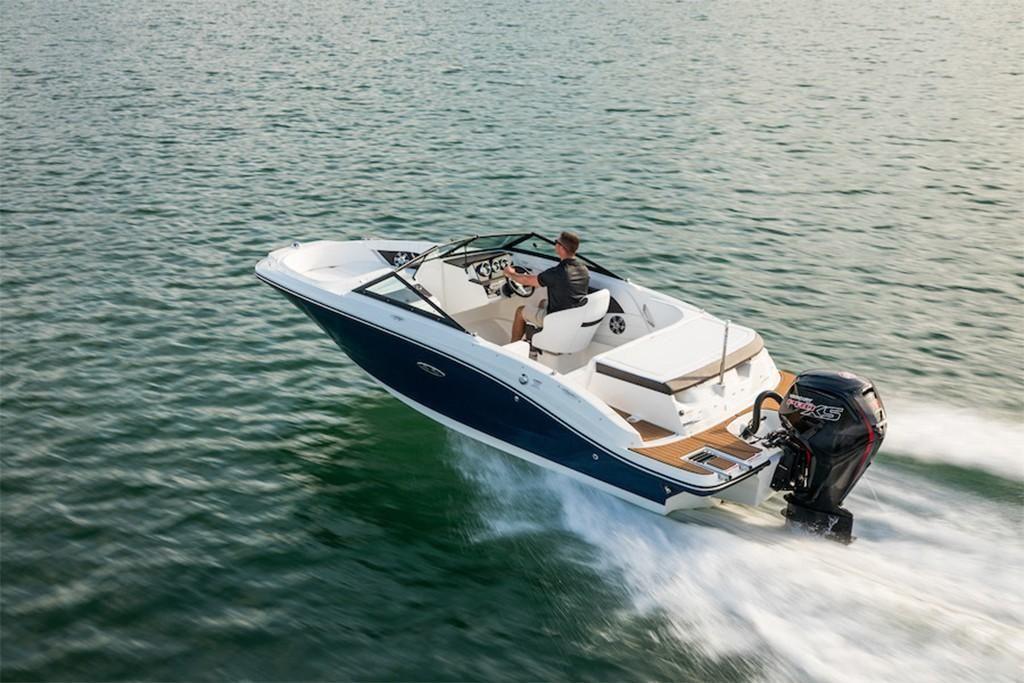 2021 Sea Ray                                                              SPX 190 OB Image Thumbnail #1