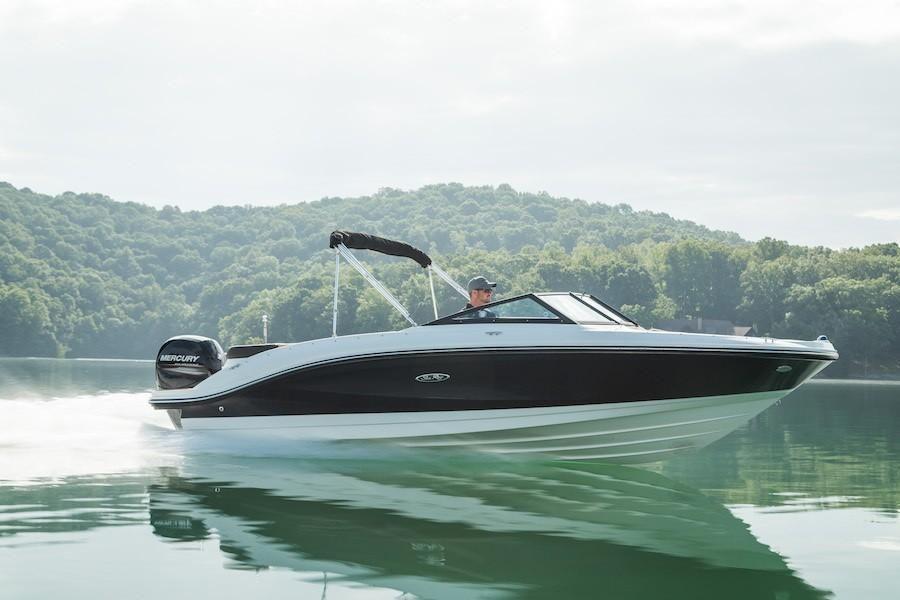 2022 Sea Ray                                                              SPX 210 OB Image Thumbnail #1