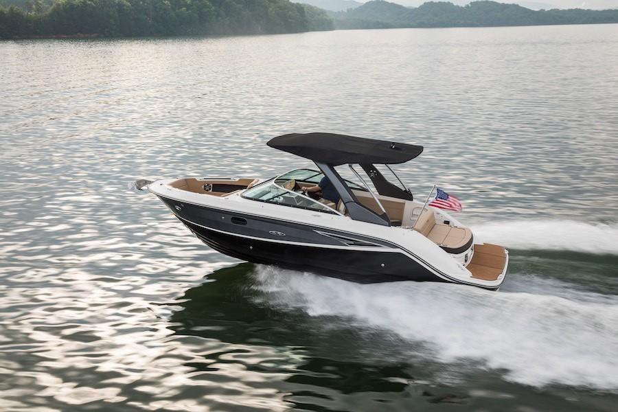 2022 Sea Ray                                                              SLX 250 Image Thumbnail #1