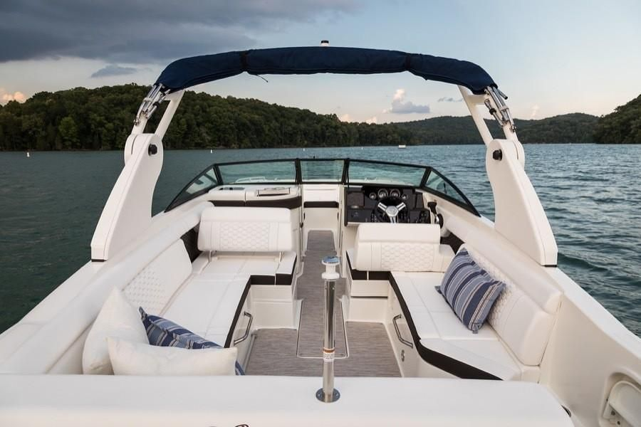 2022 Sea Ray                                                              SDX 270 Outboard Image Thumbnail #6