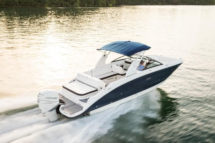 2022 Sea Ray                                                              SDX 270 Outboard Image Thumbnail #1