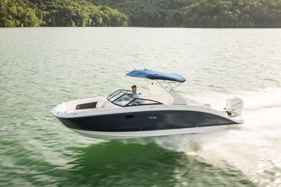 2022 Sea Ray                                                              SDX 270 Outboard Image Thumbnail #2