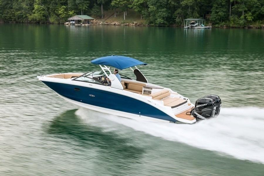2022 Sea Ray                                                              SDX 290 Outboard Image Thumbnail #1