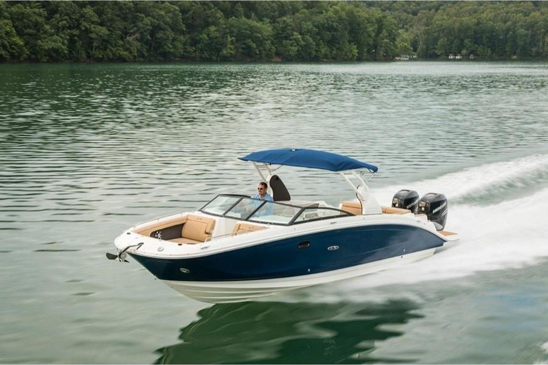 2022 Sea Ray                                                              SDX 290 Outboard Image Thumbnail #2